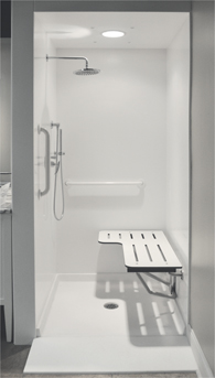 ADA-Compliant Shower Systems