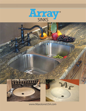 Array Sinks Brochure