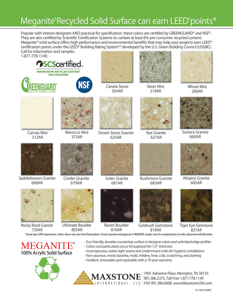 Meganite Recycled